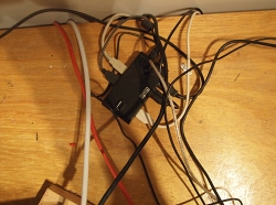 Part of my Network with USB-hub