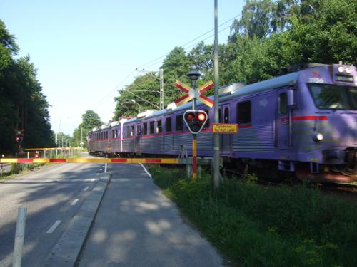 zweden trein