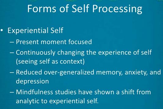 selfprocessing